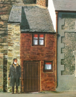 The Smallest House In Great Britain History